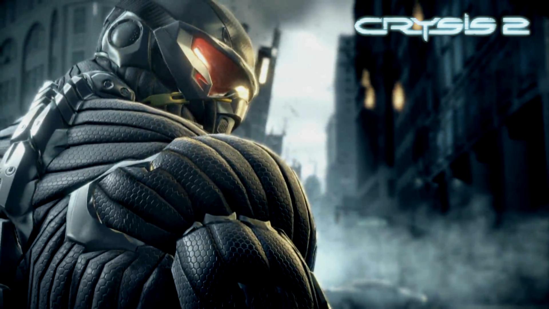 crysis 2 wallpaper - UK Verkaufscharts: Crysis 2 stürzt Homefront vom Thron