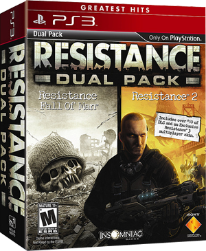 resistance bundle packshot - Resistance Bundle: Release für die USA bekannt