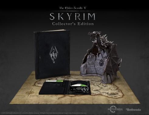 skyrim collectors screen1 - The Elder Scrolls V Skyrim: Collectors Edition im Anmarsch