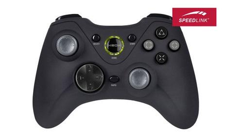 Xeox Controller - Speedlink Xeox: PS3 Controller im Xbox Design