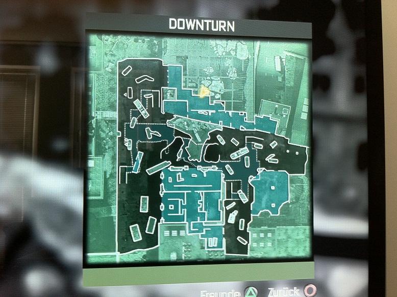 mw3 downturn - Call of Duty Modern Warfare 3: Alle 16 Mulitplayer Maps enthüllt