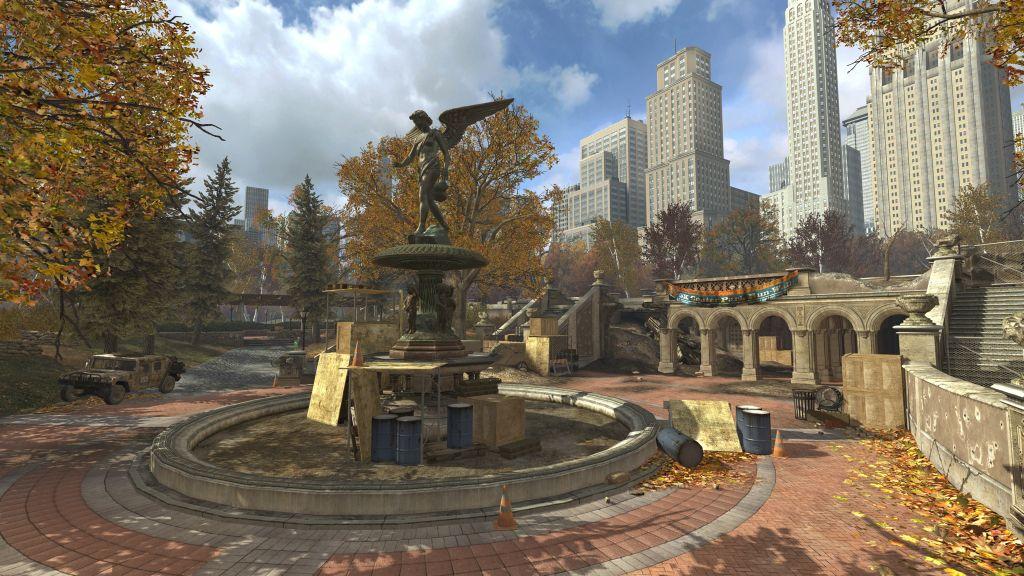 CoD Modern Warfare 3 Park1 - Modern Warfare 3: Erster DLC im Februar