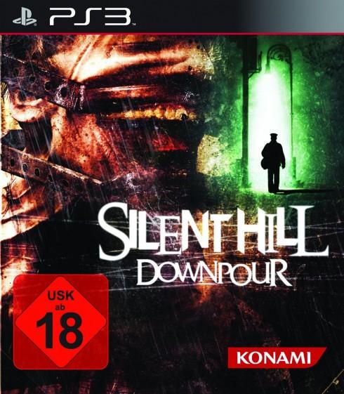 silent hill downpour packshot eu - Silent Hill Downpour: Ab 18 und ungeschnitten + Packshot