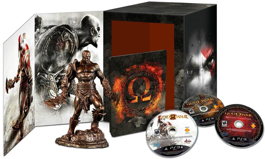 god of war omega edition - God of War Omega Edition: Für November bestätigt