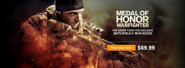 MoH Warfighter Battlefield 4 beta - Battlefield 4: Erste Hinweise dank Beta Einladung