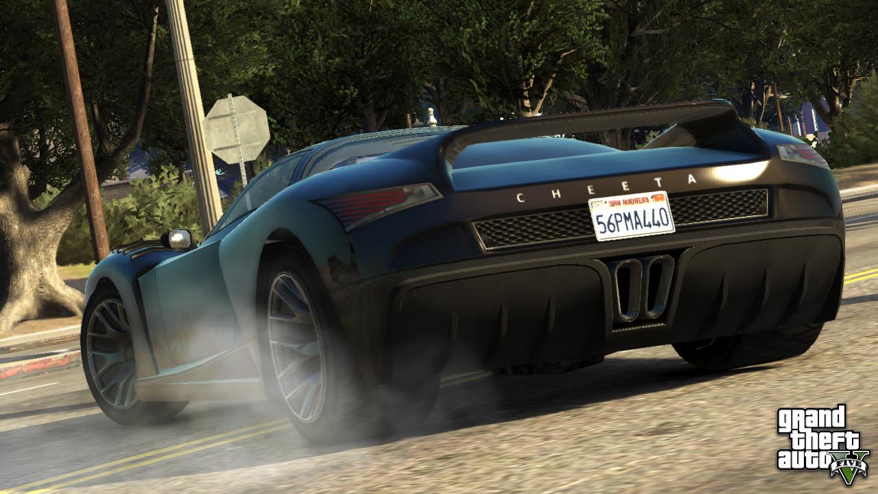 GTA V Auto1 - GTA V: 3 neue Screenshots und bald folgende Infos