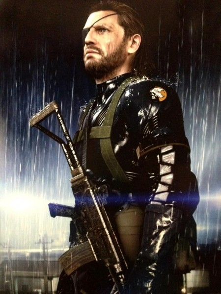 Metal Gear Solid Ground Zeroes Snake 1 - Metal Gear Solid Ground Zeroes: Kojima zeigt Snake ohne Nachtsichtgerät