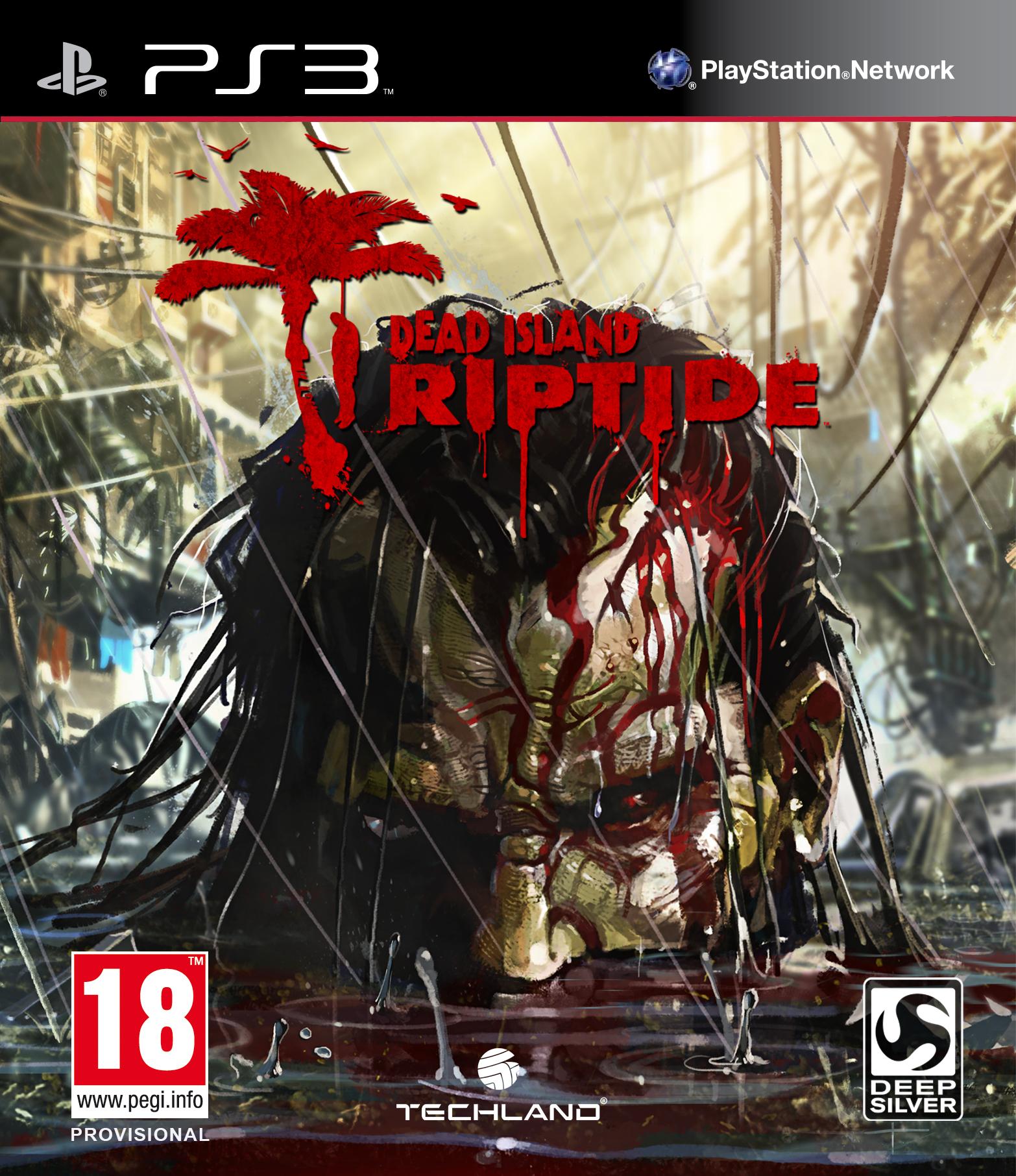 Dead Island Riptide Packshot - Dead Island Riptide: Release enthüllt + Packshot