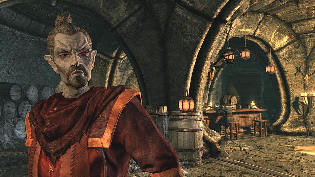 Skyrim Dragonborn Screen11 - The Elder Scrolls V Skyrim: Screenshots zum Dragonborn DLC