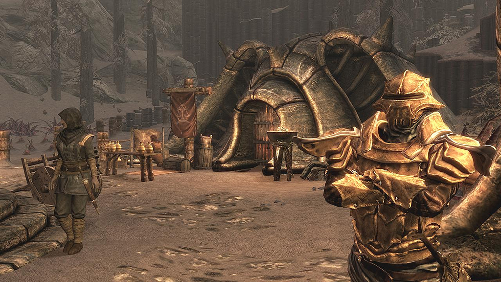 Skyrim Dragonborn Screen12 - The Elder Scrolls V Skyrim: Screenshots zum Dragonborn DLC