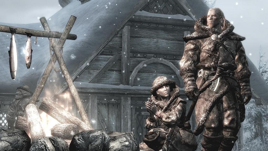 Skyrim Dragonborn Screen9 - The Elder Scrolls V Skyrim: Screenshots zum Dragonborn DLC