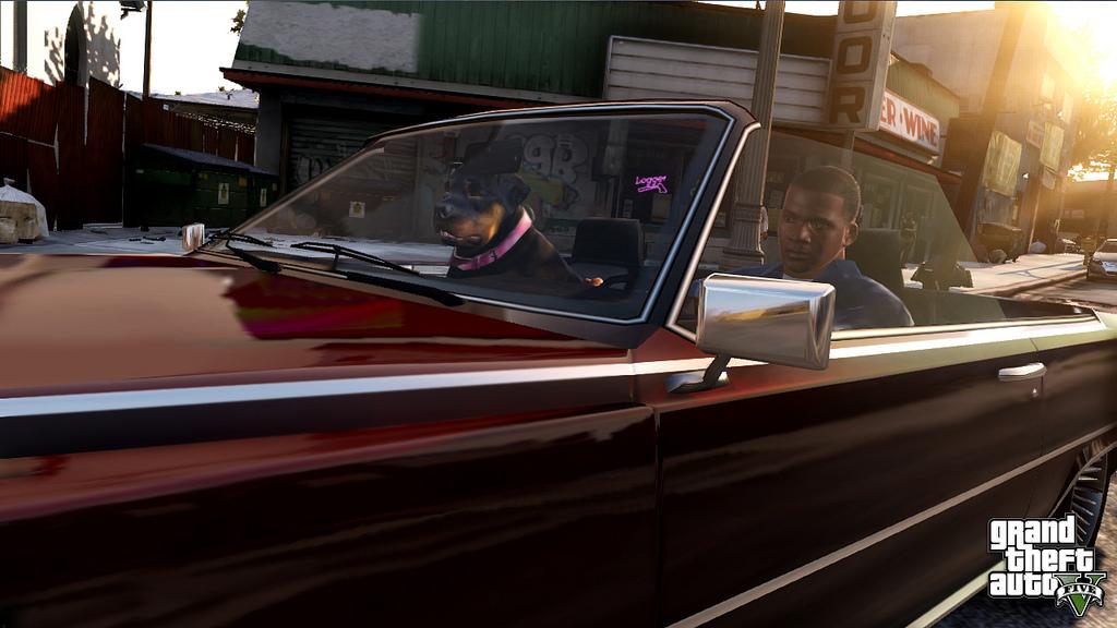 GTA V Screen61 - GTA V: Rockstar veröffentlicht 5 neue Screenshots