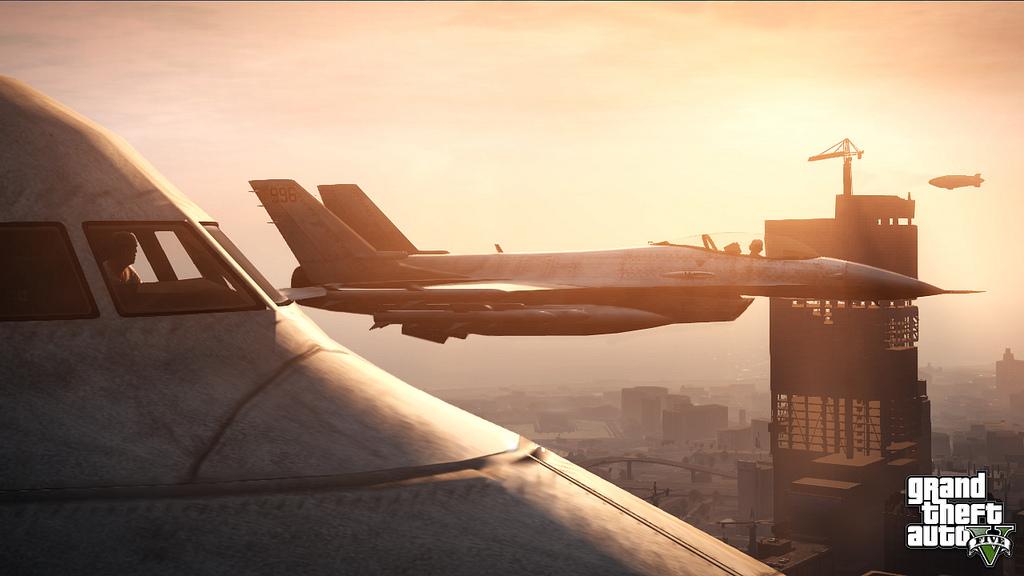 GTA V Screen63 - GTA V: Rockstar veröffentlicht 5 neue Screenshots