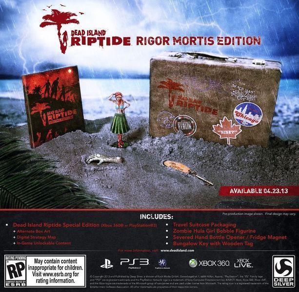 dead island riptide rigor mortis edition - Dead Island Riptide: Rigor Mortis Edition Vorstellung