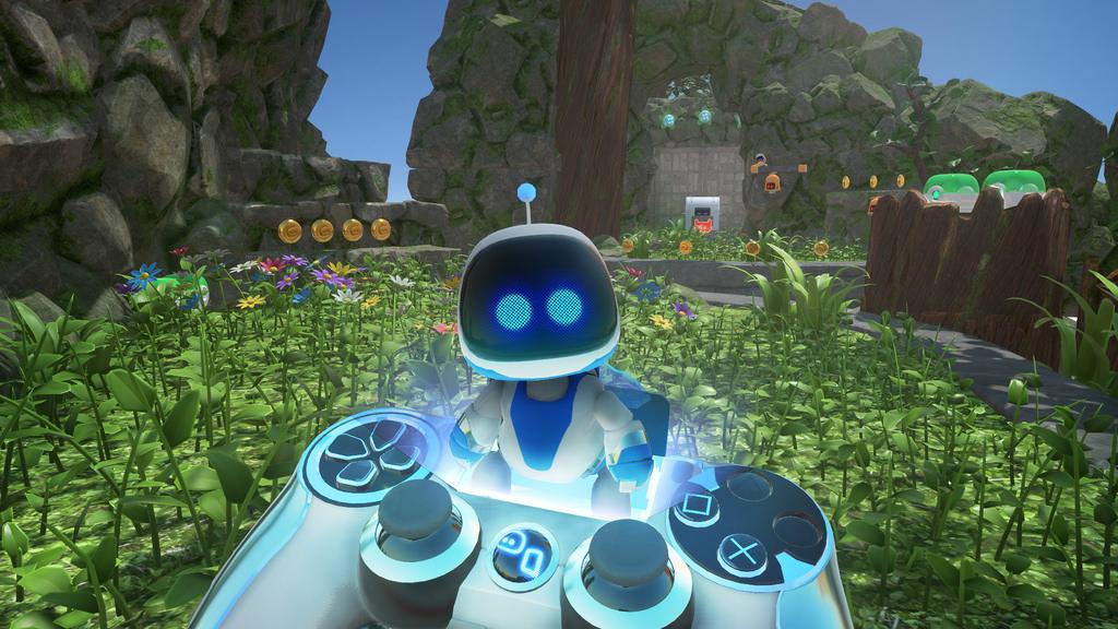 Erscheint demnächst für PS VR: Astro Bot Rescue Mission, von den Machern von The Playroom