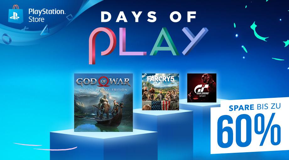 Neue Rabatte diese Woche im PlayStation Store: Days of Play, Angebot der Woche, DLC-Angebote und mehr