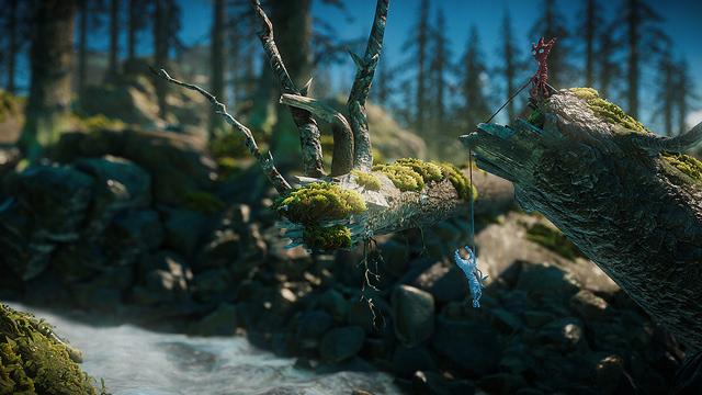 Koop-Puzzle-Plattformer Unravel Two nach Überraschungsvorstellung auf der E3 jetzt für PS4 erhältlich
