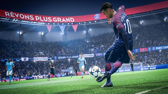 FIFA 19 erscheint am 28. September für PlayStation 4 und umfasst die UEFA Champions League