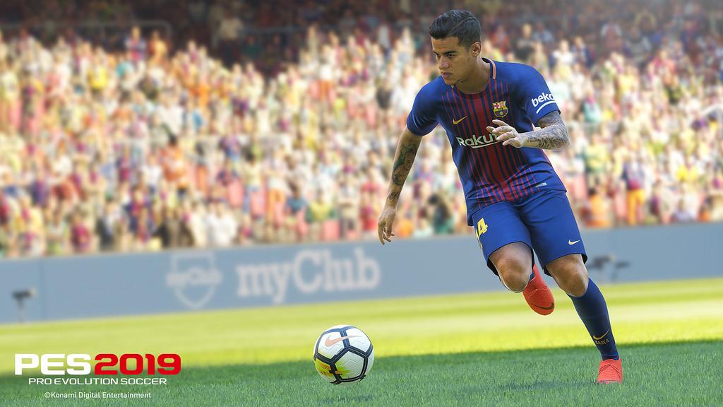 Pro Evolution Soccer 2019 – Mechanisch und optisch eine runde Sache