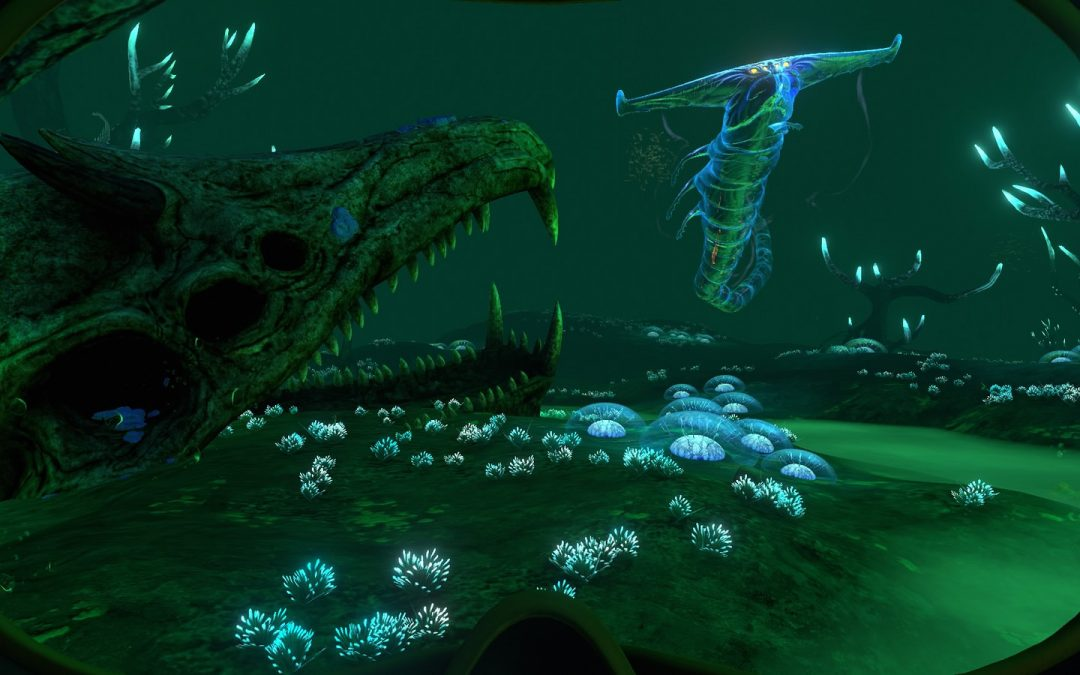 Survival Game Subnautica erscheint dieses Jahr auf PS4