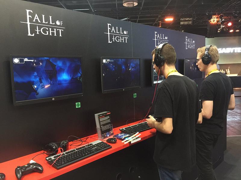 Wie ICO, Dark Souls und ein Umzug das Action-RPG Fall of Light inspirierten, das bald auf PS4 erscheint