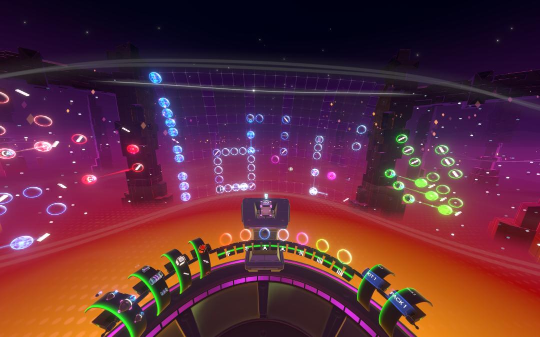 Erstellt euren eigenen Beat in der virtuellen Realität mit Track Lab – ab heute für PS VR erhältlich