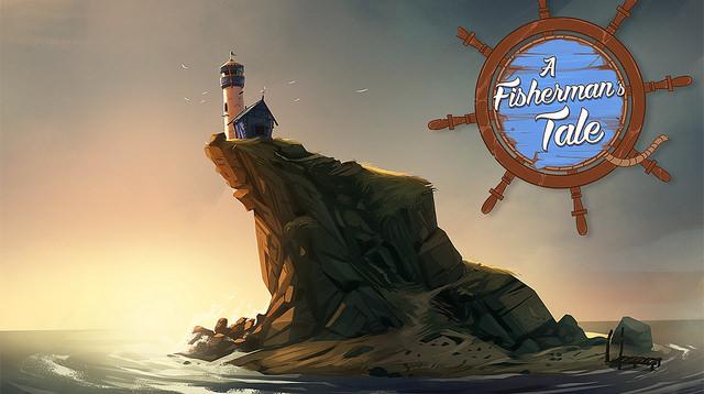 Durchbrecht dieses Jahr die Grenzen der Realität im kniffligen VR-Puzzle-Abenteuer A Fisherman's Tale!
