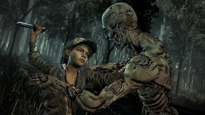 Die Highlights im PlayStation Store diese Woche: The Walking Dead, Warface, Death's Gambit