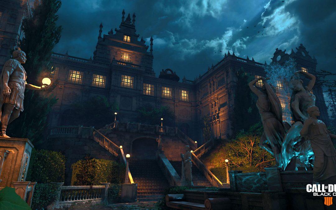 Die neue Zombie-Erweiterung von Black Ops 4, Dead of the Night, wartet mit einer grandiosen Besetzung auf