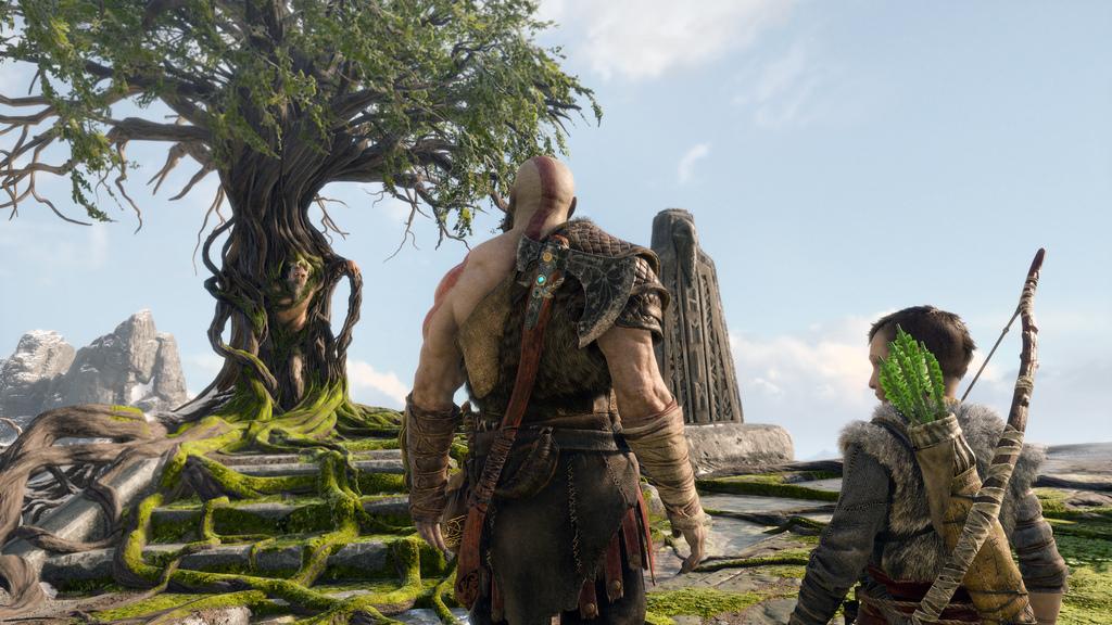 Empfehlung der Redaktion: Warum God of War eines der besten Spiele 2018 ist