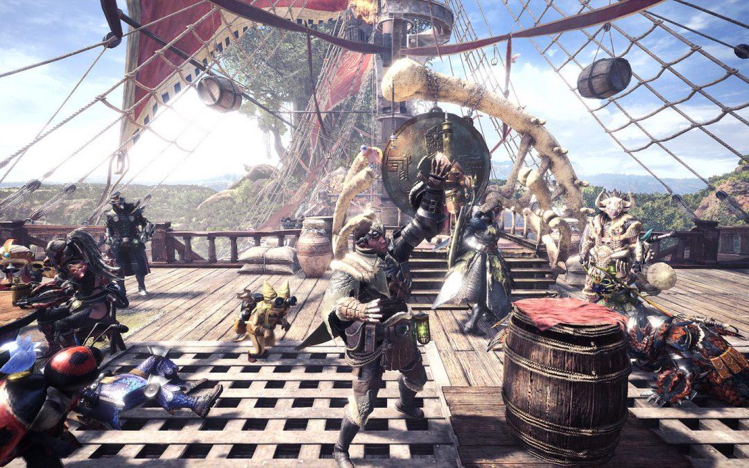 Empfehlung der Redaktion: Warum Monster Hunter World eines der besten Spiele des Jahres 2018 ist