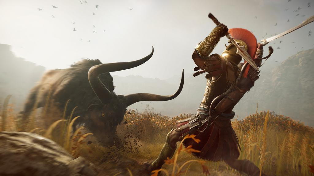Empfehlung der Redaktion: Warum Assassin's Creed Odyssey eines der besten Spiele 2018 ist