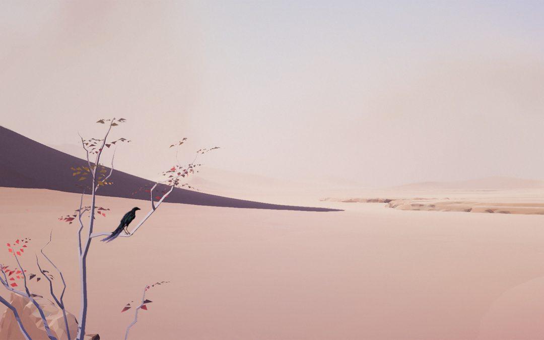 Erforscht im minimalistischen Abenteuer Vane eine geheimnisvolle Wüste – erscheint morgen auf PS4