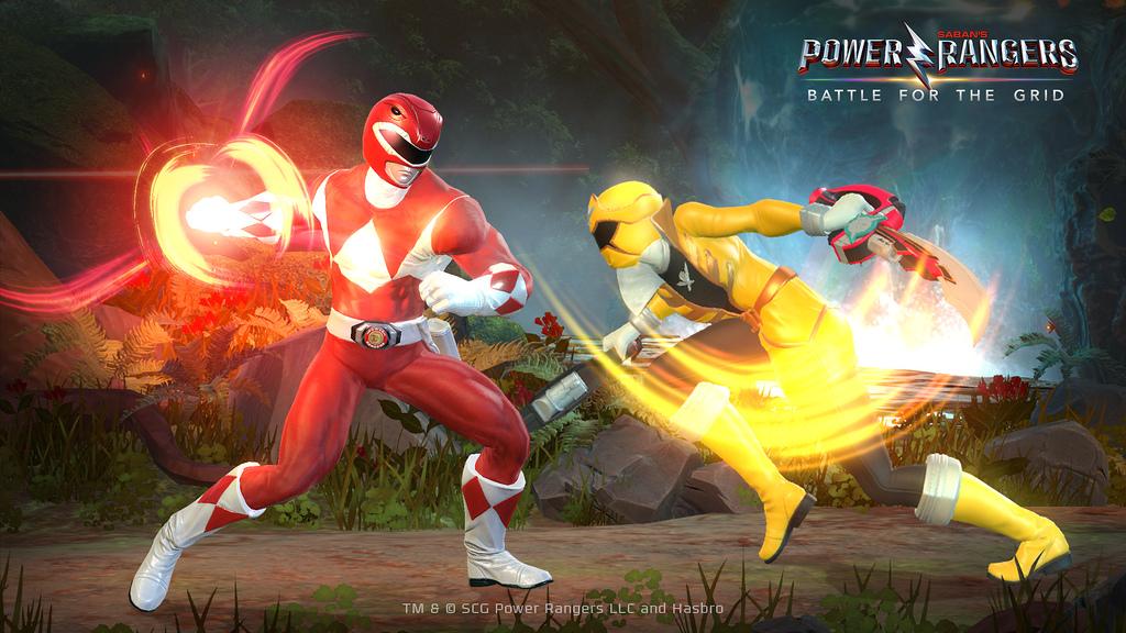 Ein Power-Q&A – Power Rangers: Battle for the Grid