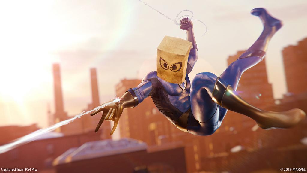 Marvel's Spider-Man erhält mit dem heutigen Update 1.14 zwei fantastische neue Anzüge