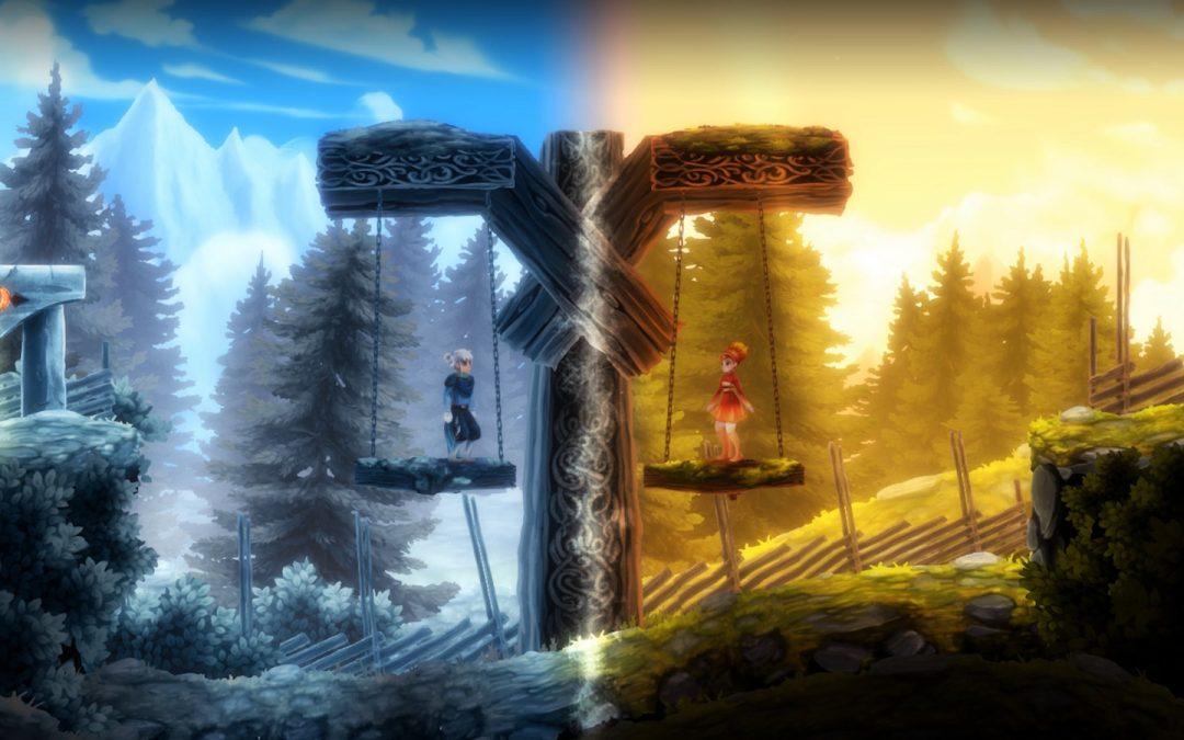 Gegensätze ziehen sich an in Degrees of Separation, erscheint am 14. Februar auf PS4