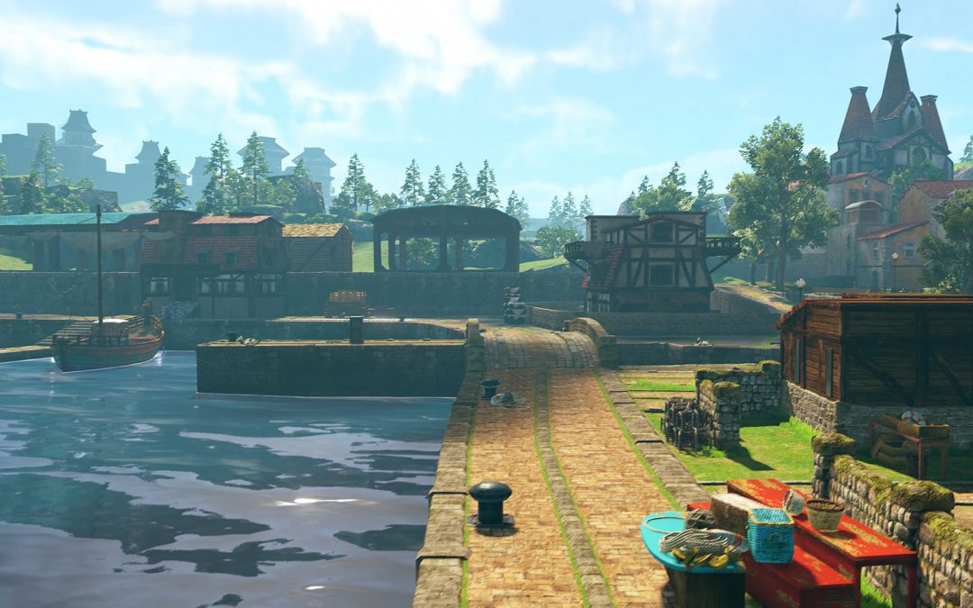 Take a tour of One Piece World Seeker's open world ahead of the PS4 adventure's launch on 15th March