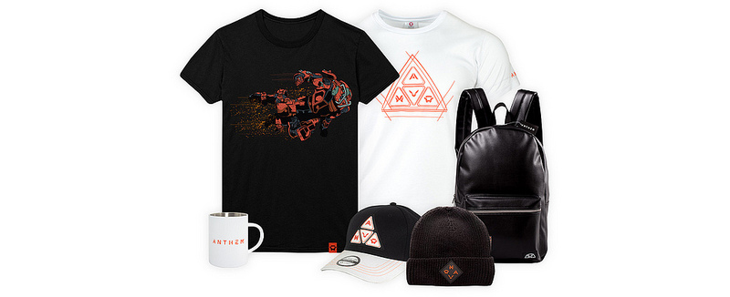 Celebrate Anthem's launch with new PlayStation Gear merchandise range, out now