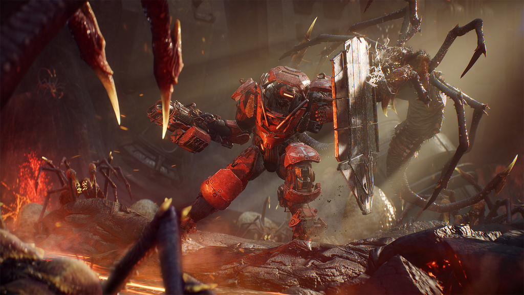 Action RPG Anthem takes flight on PS4 tomorrow – here's your beginner's guide