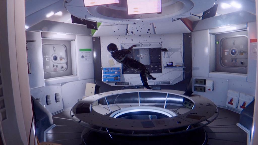 Observation liefert ab Mai auf PS4 ein Scifi-Abenteuer mit ganz neuer Perspektive