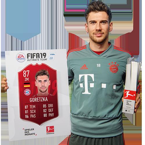 FIFA 19 Spieler des Monats – Februar-Voting