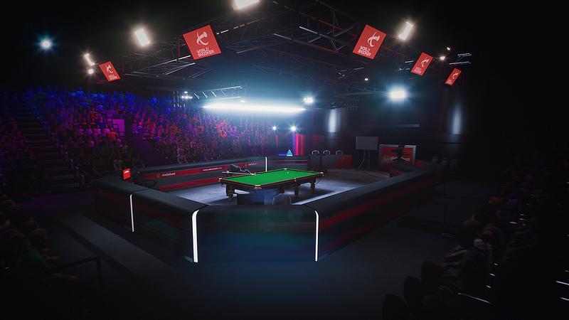 Werft einen ersten Blick auf Snooker 19, die neue Sportsimulation für PS4