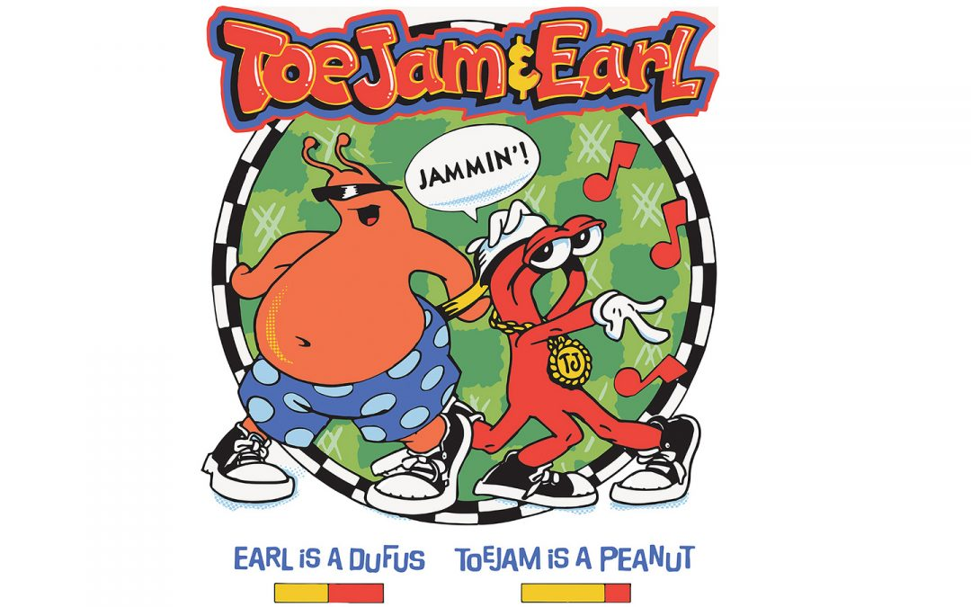 ToeJam & Earl: Back in the Groove! ist ab sofort erhältlich