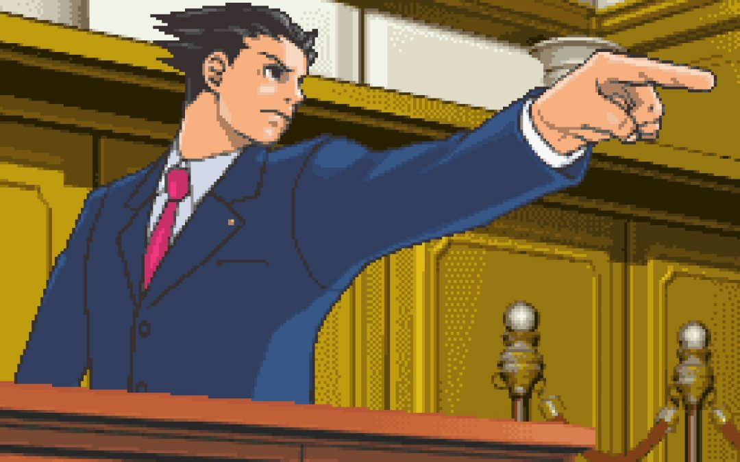 Phoenix Wright: Ace Attorney Trilogy erscheint morgen