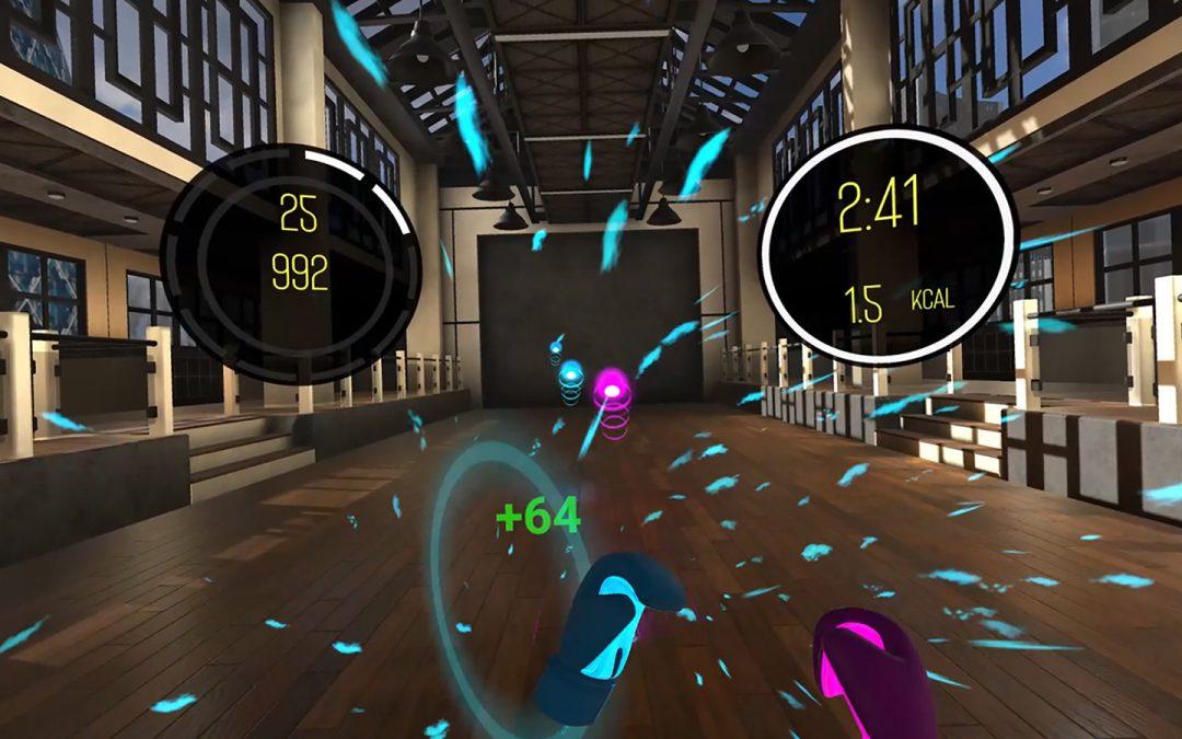 Macht euch fit mit BoxVR – ab heute erhältlich für PS VR