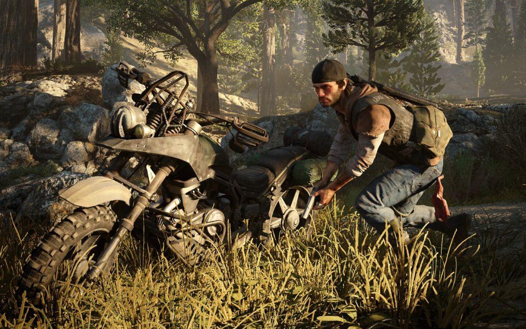 Wie Deacon's Motorrad in Days Gone gebaut wurde