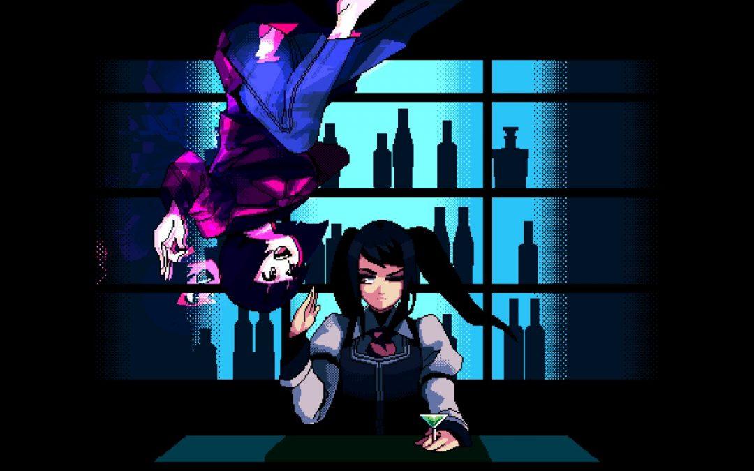 Das Cyberpunk-Bartender-Adventure VA-11 Hall-A erscheint heute auf PS4