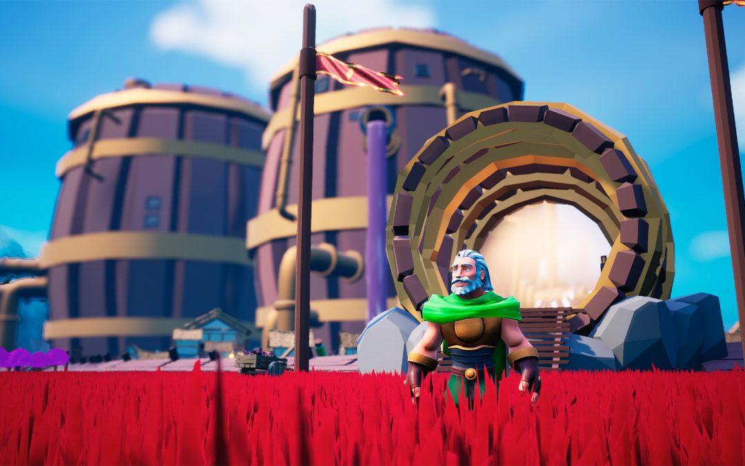 Der nostalgische 3D-Action-Adventure-Plattformer Effie erscheint nächsten Monat für PS4