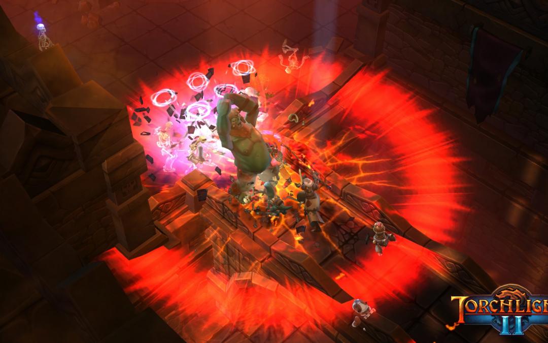 Der bei Fans beliebte Dungeon Crawler Torchlight II erscheint im September für PS4