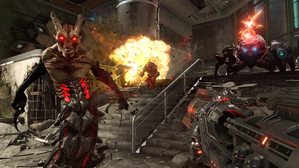 Doom Eternal: Aufgemotztes Gameplay macht euch zu einem besseren Slayer